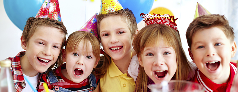 Robinsons of Chelmsford Children Parties