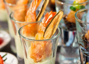Canapés from Robinsons of Chelmsford