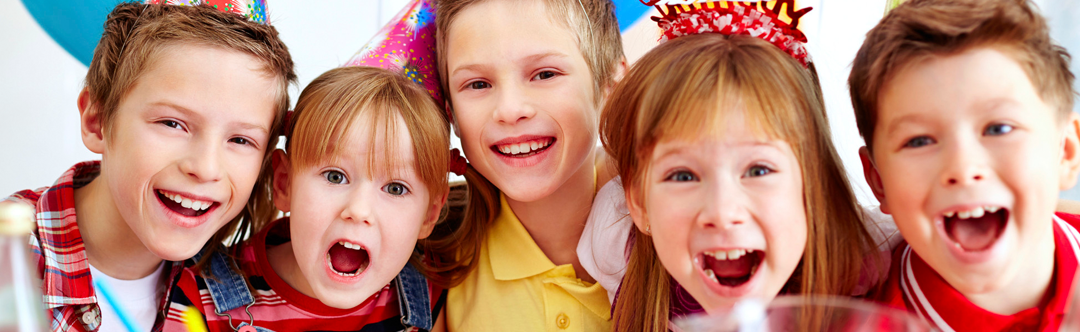 Children birthday parties at Robinsons of Chelmsford